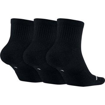 Баскетбольні шкарпетки (3 пари) Jordan Jumpman Quarter Dri-Fit 3PPK (SX5544-010) Чорний
