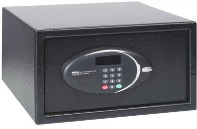 Сейф гостиничный JVD Trustee Plus Laptop черный (11102)