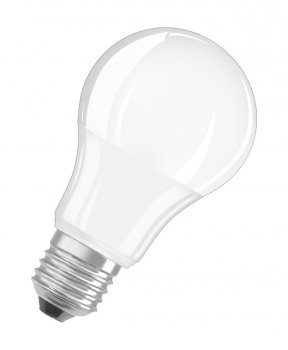 Світлодіодна лампа OSRAM LED VALUE CL A75 9W/830 230V FR E27 10X1 w.o. CE (4058075479975)