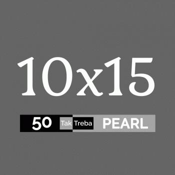 Електронний подарунковий сертифікат на друк 50 перлинних фото 10х15 см Ra