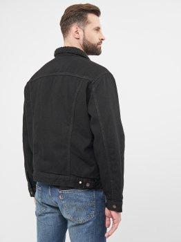 Джинсова куртка Levi's Type 3 Sherpa Trucker Berk 16365-0100