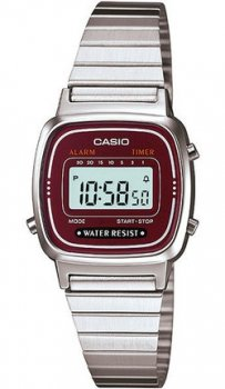 Годинник CASIO LA670WA-4DF