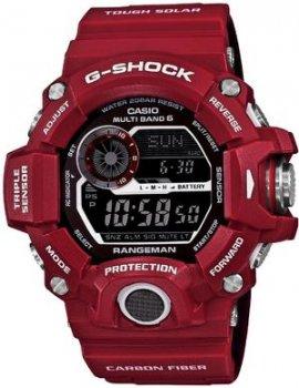 Годинник CASIO GW-9400RD-4ER