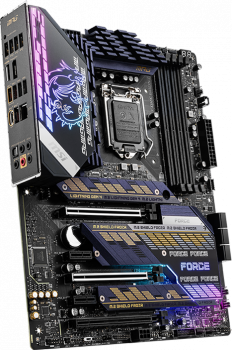 Материнская плата MSI MPG Z590 Gaming Force (s1200, Intel Z590, PCI-Ex16)