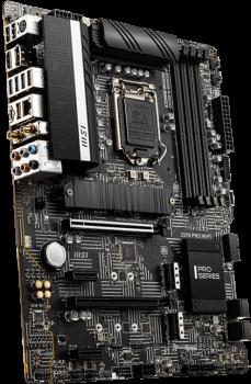 Материнська плата MSI Z590 Pro Wi-Fi (s1200, Intel Z590, PCI-Ex16)