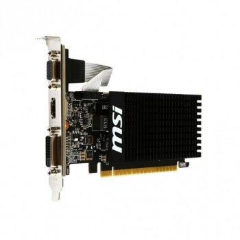 Видеокарта MSI GeForce GT710 2GB (GT 710 2GD3H H2D) (F00236666)