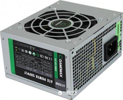 Блок живлення GameMax 300W (ATX-300 SFX) (F00237222)
