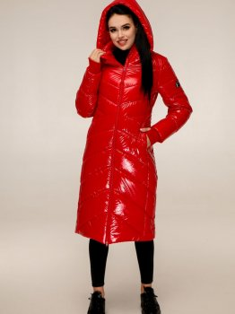 Куртка Favoritti ПВ-1257-Лак Красная