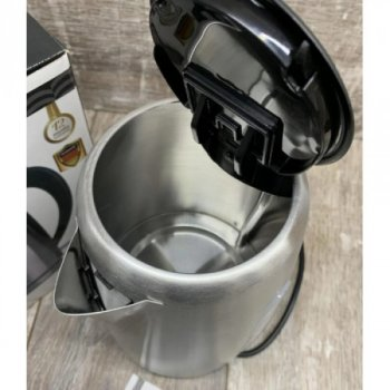 Електричний чайник Lexical LEK-1402, 1.7 л, потужність 2200 Вт (RZ539)
