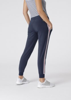 Спортивні штани EA7 Сині 3GTP54.TJ31Z