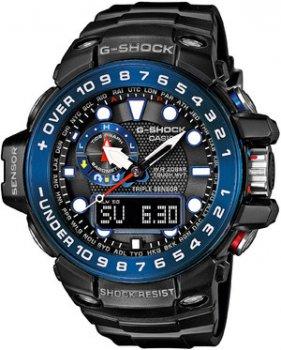 Годинник CASIO GWN-1000B-1BER
