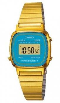 Годинник CASIO LA670WGA-2DF