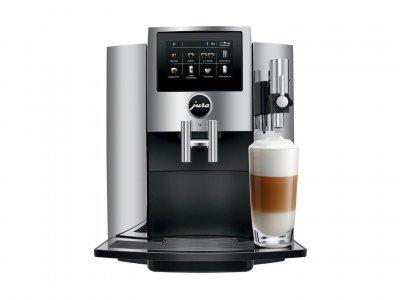 Кофеварка JURA S8 Chrome (15187)