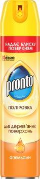 Засіб для меблів Pronto Апельсин 250 мл (5000204152425)