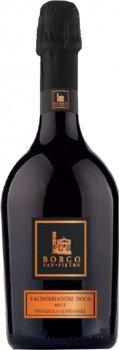 Вино ігристе Borgo S.Pietro Prosecco Superiore біле брют 0.75 л 11% (8020502029110)