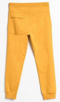 Спортивные штаны Coccodrillo Everyday Set Boy WC1120104ESB-020 Горчичные