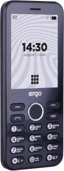 Мобільний телефон Ergo B281 Dual Sim Black