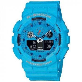 Годинник наручний Casio G-Shock CsG-ShckGA-100RS-2AER