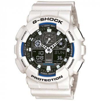 Годинник наручний Casio G-Shock CsG-ShckGA-100B-7AER