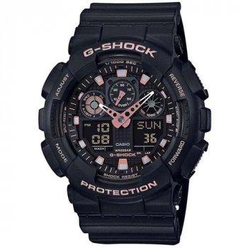 Годинник наручний Casio G-Shock CsG-ShckGA-100GBX-1A4ER