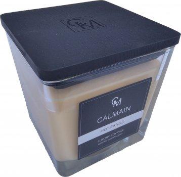 Ароматична свічка Calmain 220 г Гарячі піски (kI6200)