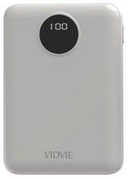 УМБ Vidvie PB746 10000 mAh White (6970280949921)