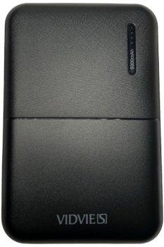 УМБ Vidvie PB05 5000 mAh Black (6972169854524)