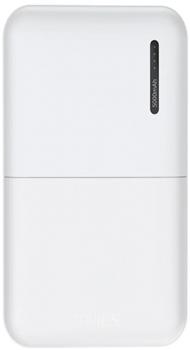 УМБ Vidvie PB05 5000 mAh White (6972169854517)