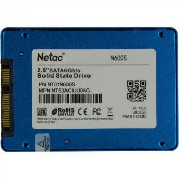 "Накопичувач SSD 2.5"" 512GB Netac (NT01N600S-512G-S3X)"
