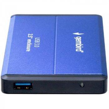 """Карман зовнішній GEMBIRD 2.5"""", USB3.0 (EE2-U3S-2-B)"""