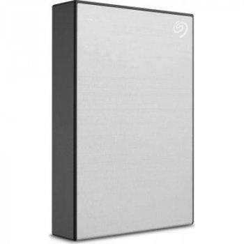 """Зовнішній жорсткий диск 2.5"""" 4TB One Touch USB 3.2 Seagate (STKC4000401)"""