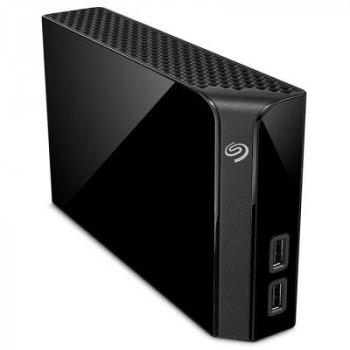 """Зовнішній жорсткий диск 3.5"""" 12TB Backup Plus Hub Seagate (STEL12000400)"""