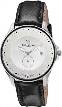 Годинник CHRISTINA 518SSBL