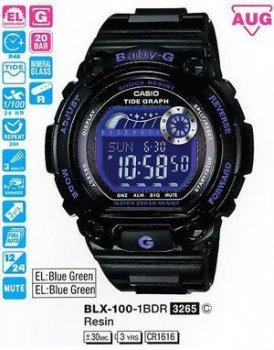 Годинник CASIO BLX-100-1BER