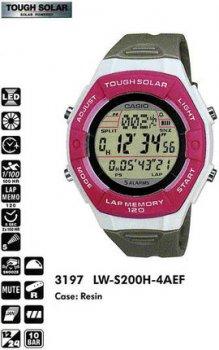 Годинник CASIO LW-S200H-4AEF