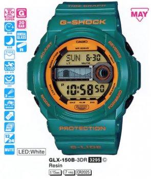 Годинник CASIO GLX-150B-3ER