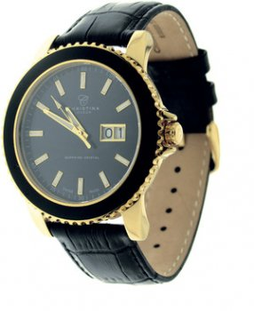 Годинник CHRISTINA 519GBLBL-Gblack