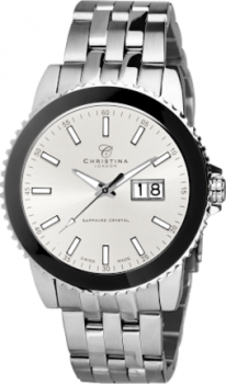 Годинник CHRISTINA 519SS-Sblack
