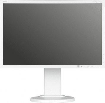 "МонІтор NEC 22"" MultiSync E223W Biały (60003335)"