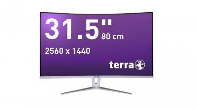 """МонІтор Terra 31,5"""" 3280W (3030031)"""