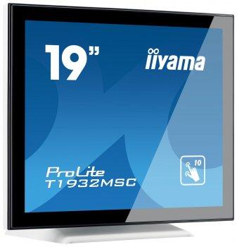 "МонІтор iiyama 19"" ProLite T1932MSC-W2AG"