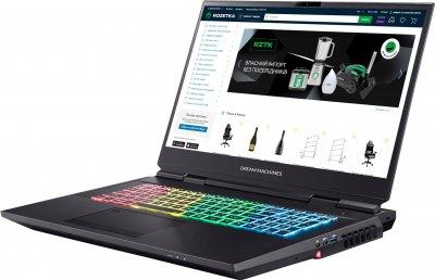 Ноутбук Dream Machines RX2080S-17 (RX2080S-17UA31) Black