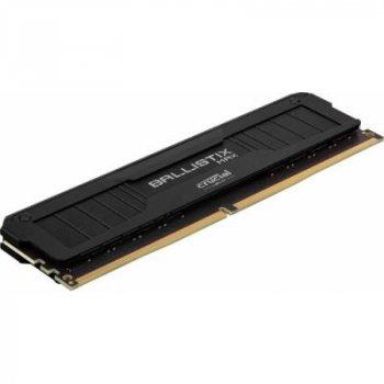 Модуль памяти для компьютера DDR4 16GB (2x8GB) 4400 MHz Ballistix Black MICRON (BLM2K8G44C19U4B)