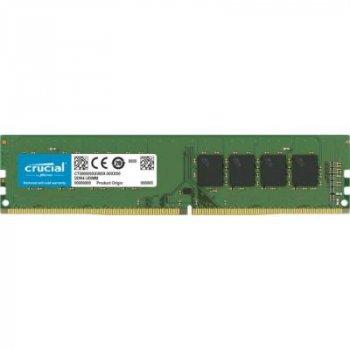 Модуль пам'яті для комп'ютера DDR4 16GB 3200 MHz MICRON (CT16G4DFRA32A)