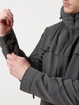 Куртка Riccardo D-02 Сіра