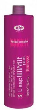 Шампунь з кератином Lisap Ultimate taming shampoo 1000 мл (1108570000013)