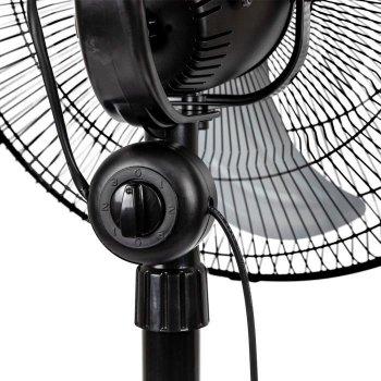 Вентилятор підлоговий Rotex RAF80-SS360 55 Вт