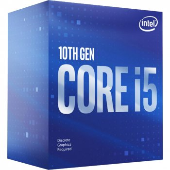 Процесор Intel Core i5 (LGA1200) i5-10400, Box (BX8070110400)