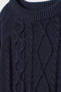 Джемпер H&M 0638870 0 Синій