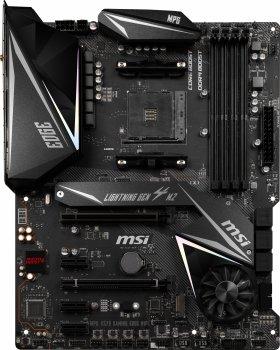 Материнская плата MSI MPG X570 Gaming Edge WiFi (sAM4, AMD X570, PCI-Ex16)